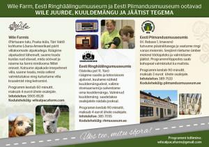 Wile farm, Piimandusmuuseum