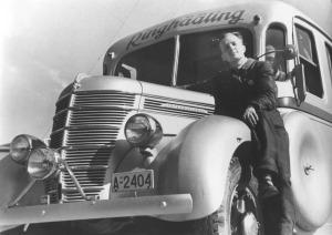 Gunnar Vaidla. 1940. Foto muuseumi kogust