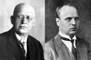 Aleksander Tamm ja Hans Oll-Reinson