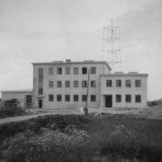 Jaama ehitamine 1937